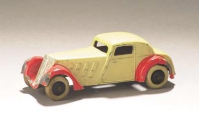 A pre-war Dinky lead-cast crea