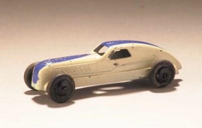 Pre-war Dinky 23b Renault Nerv