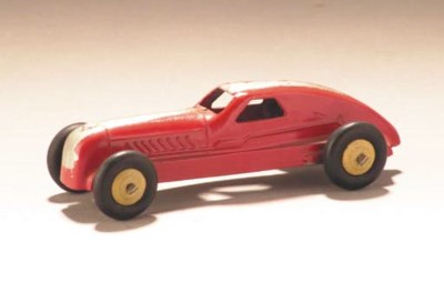 Post-war Dinky 23b Renault Ner