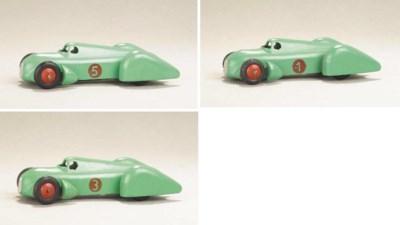 Dinky 23d Auto-Union Racing Ca