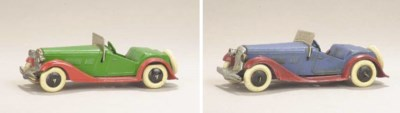 Pre-war Dinky 24h Two-Seat Ope