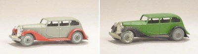 Dinky 24b Limousines with meta