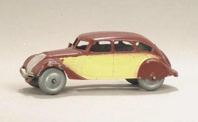 A post-war Dinky 24l Peugeot 4