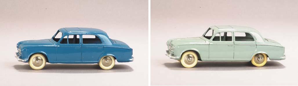 Dinky 24b Peugeot 403s