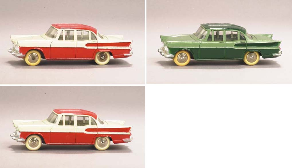 Dinky 24k Simca Vedette Chambords