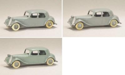 Dinky 24n Citroëns