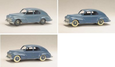 Dinky 24r Peugeot 203s
