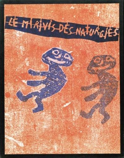 MARTEL, André. Le Mirivis des