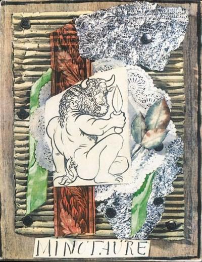[REVUE]-- Minotaure. Revue Art