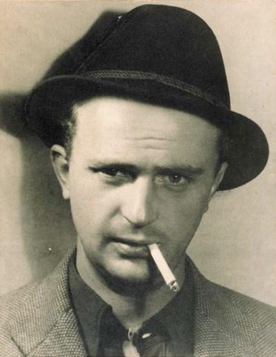 WOLS, Otto. Autoportrait, 1936
