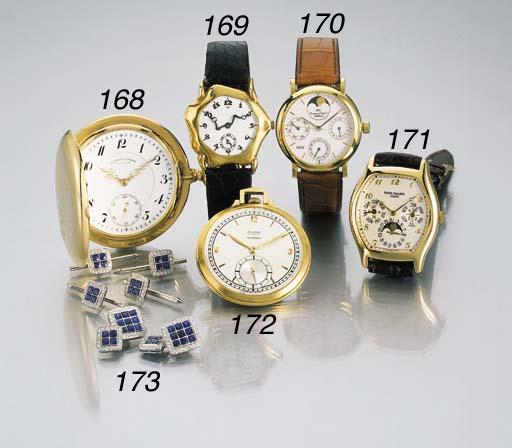 A. Lange & Söhne. An 18K gold