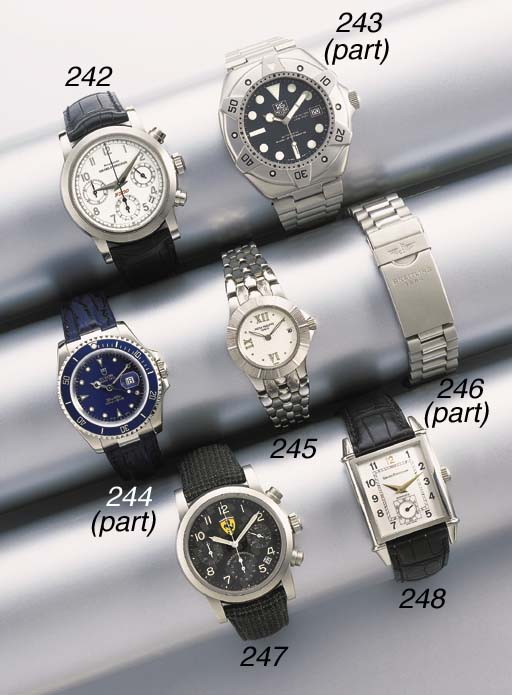 TAG Heuer & Zenith. A lot of t