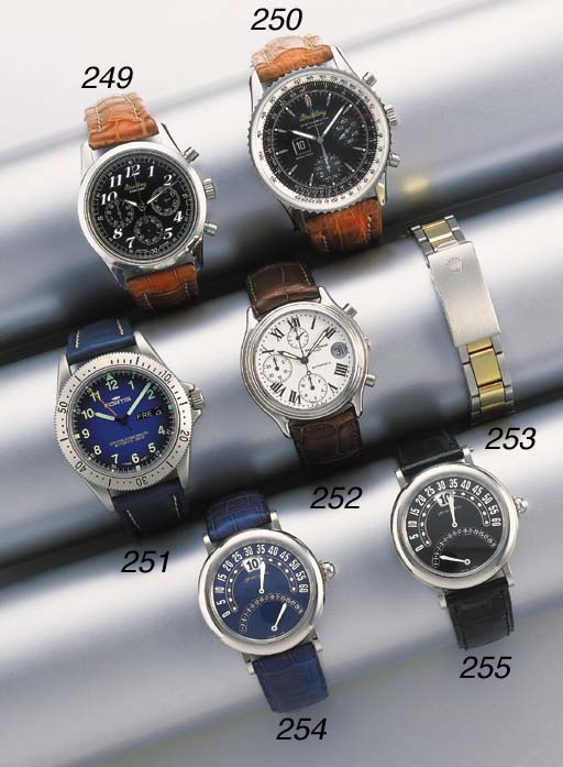 Fortis & Zenith. A lot of thre