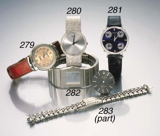 Rolex. A lot of 39 contemporar