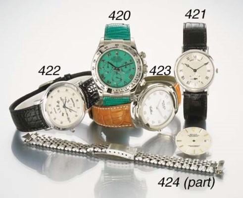 Rolex & Tudor. A lot of 38 con