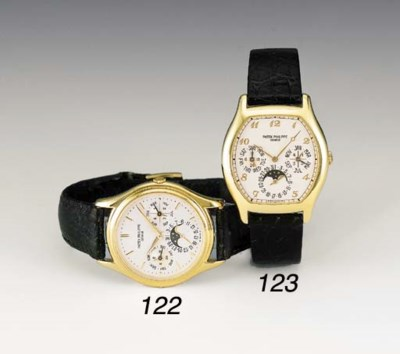 PATEK PHILIPPE, AN 18K GOLD TO