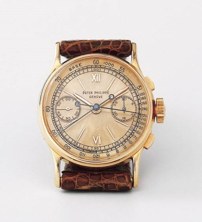 PATEK PHILIPPE, A FINE AND EXC