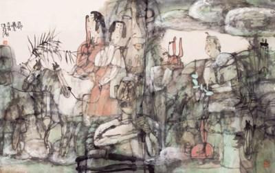 SHI DAWEI (BORN 1950)