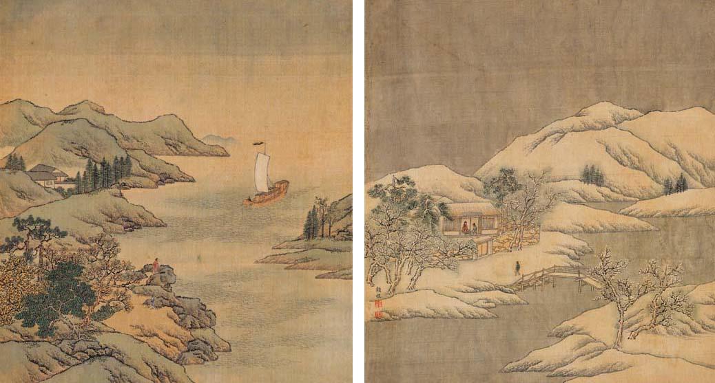 GU KAI (18TH CENTURY)