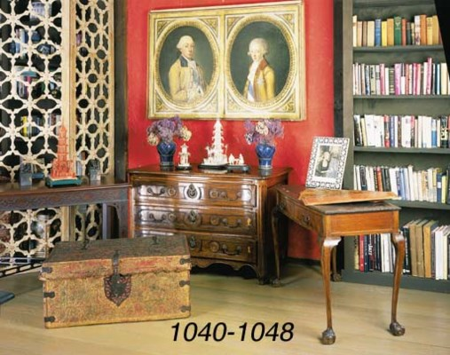 A SPANISH COLONIAL BAROQUE STY