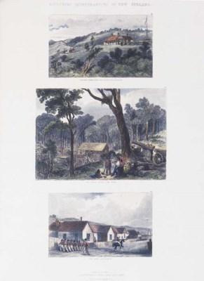 BREES, S.C. Pictorial Illustra