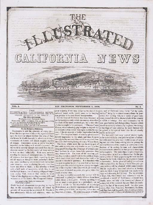 The Illustrated California New