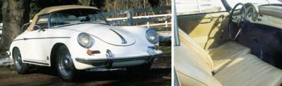 1960 PORSCHE 356B S-90 ROADSTE