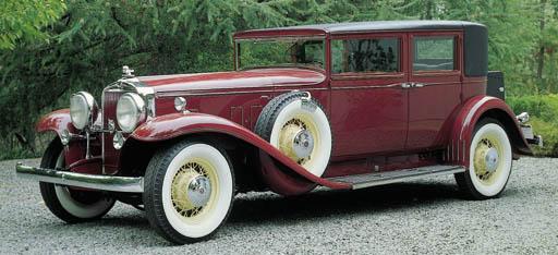 1932 STUTZ DV32 LONG WHEELBASE
