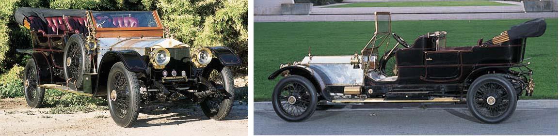 1910 ROLLS-ROYCE 40/50 SILVER