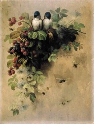 Paul DeLongpre (1855-1911)