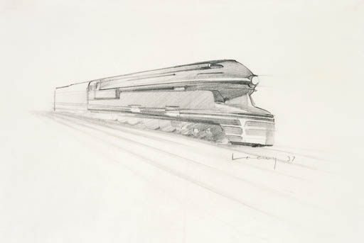 A SKETCH OF THE LOCOMOTIVE S1