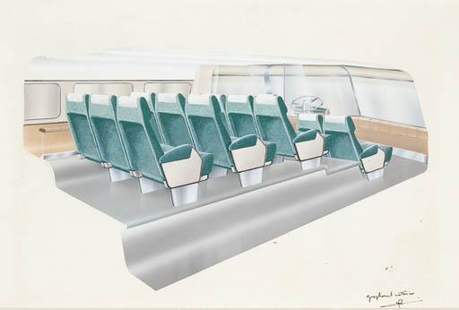 A DESIGN FOR A GREYHOUND BUS I