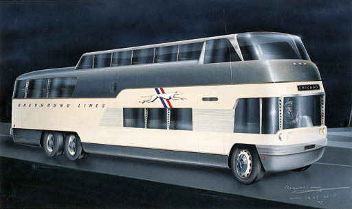 A DESIGN FOR THE GREYHOUND SCE