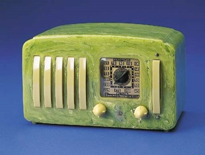 EMERSON 375, Marbleized Green