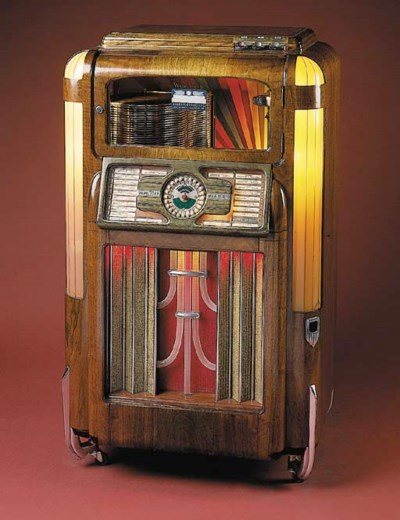 WURLITZER Model 24, 1938, Paul