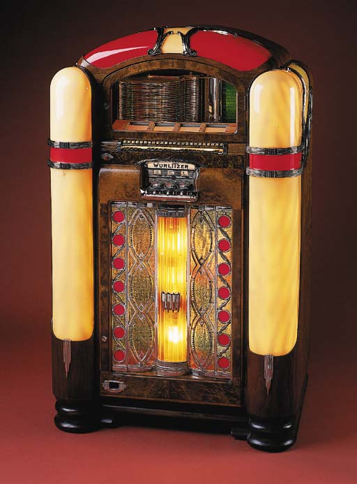 WURLITZER Model 800, 1940, Pau