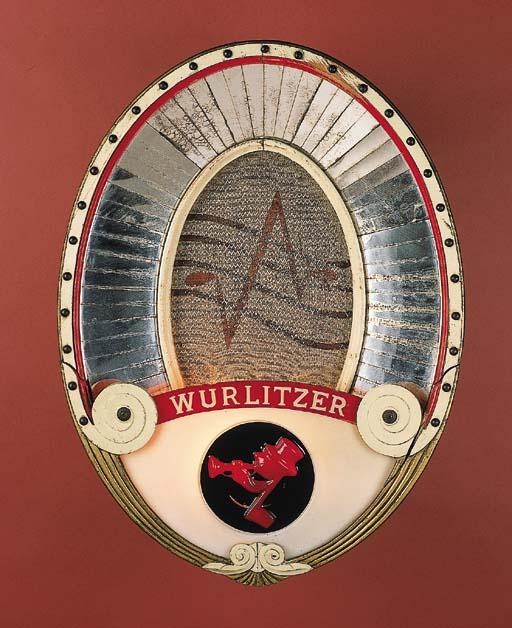 WURLITZER Remote Speaker, Mode