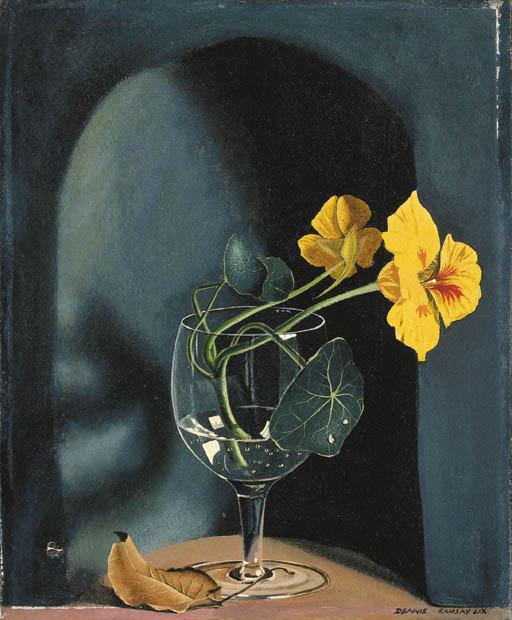 DENNIS RAMSAY (b. 1925)