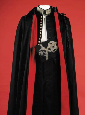 COL. BOYINGTON'S DRESS UNIFORM