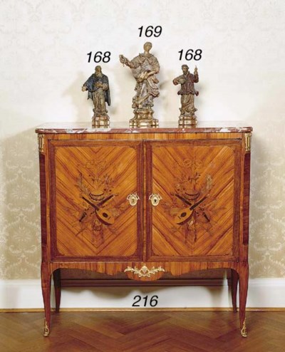 A LOUIS XV/TRANSITIONAL TULIPW