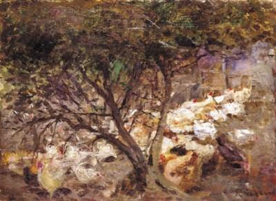 FREDERICK MCCUBBIN (1855-1917)