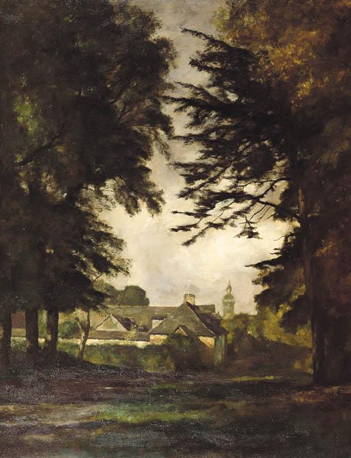 DUNCAN MAX MELDRUM (1875-1955)