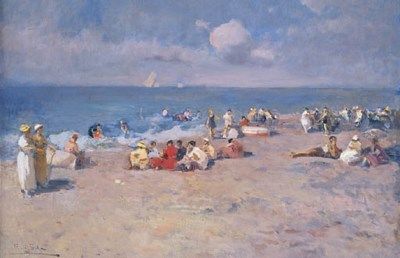 PAOLO SALA (Italian 1859-1929)
