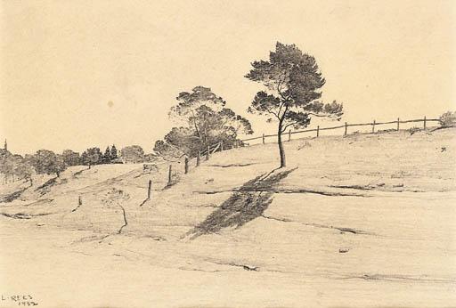 LLOYD FREDERIC REES (1895-1988)
