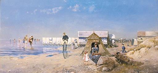 ROBERT ALOTT (1850-1910)