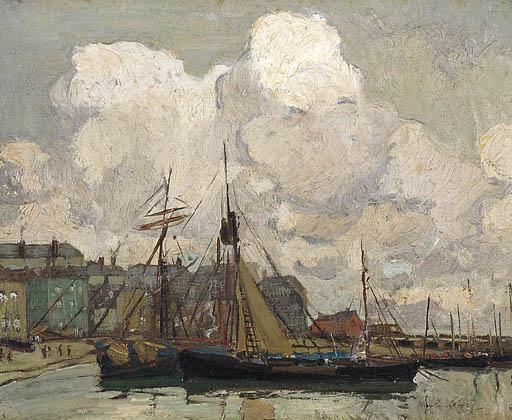 RICHARD HAYLEY LEVER (1876-195