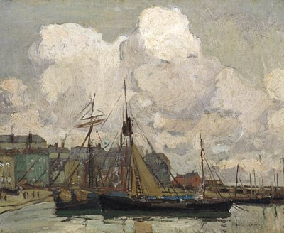 RICHARD HAYLEY LEVER (1876-195