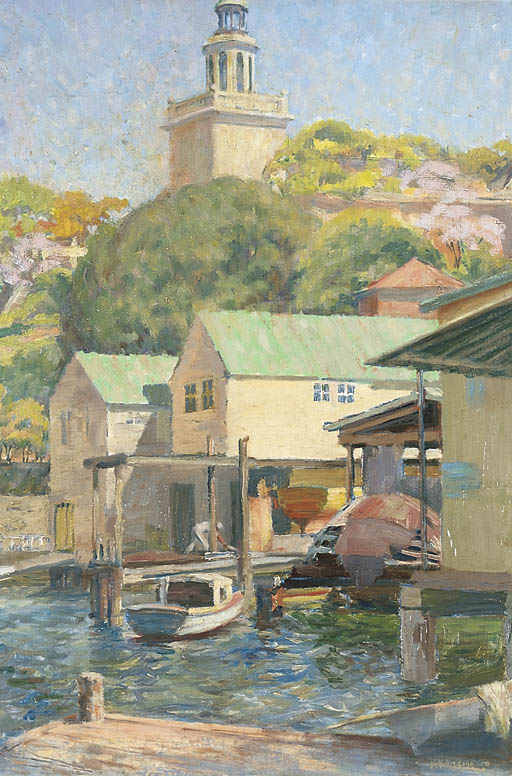 JACK JOHN NOEL KILGOUR (1900-1987)
