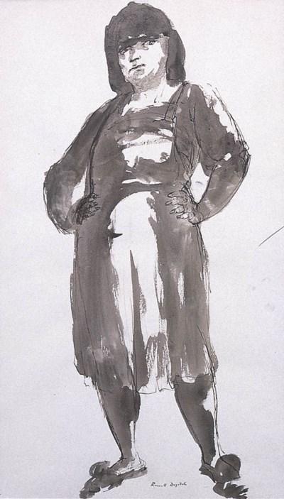 SIR GEORGE RUSSELL DRYSDALE (1