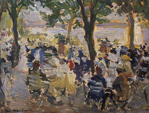 JOSEF OPPENHEIMER (1876-1966)